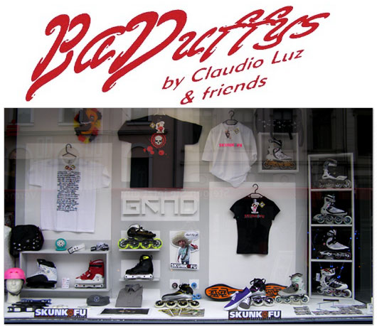 Bad Duffys Inline Shop
